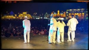 SCR Dubai day 1